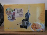 COLBIE ELECTRIC WAFFLE MAKER - BRAND NEW NEVER OPENED?USED
