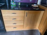 Kitchen with Range Master Elan 110 Dual Fuel