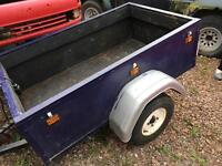Trailer 3x5ft for sale