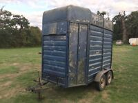 Horsebox, Catering Trailer, Toilet Block Project