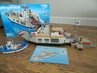Playmobil 5127 Ferry Play Set with box & instructions.
