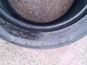 P255/55R20 X4 MICHELIN LATITUDE SPORT 110Y USED FOR SALE