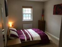 Beautiful double bedroom with own bathroom in new build