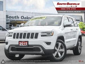 2015 Jeep Grand Cherokee Limited   LUXURY GROUP   NAVIGATION   D