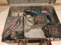 Bosch hammer drill GBH 24 VFR professional 24V