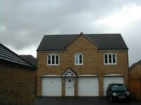 2 Bedroom Part Furnished Coach House - Bradley Stoke - £850 pcn