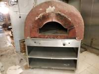 Used Commercial Gas Pizza Oven