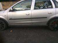 Corsa for 125 swaps or £ 750