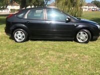 Ford, FOCUS, Automatic,Hatchback, 2007, Other, 1596 (cc), 5 doors