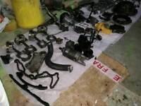 Kawasaki zx6r parts