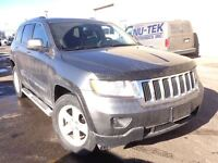 2013 Jeep Grand Cherokee **JUST TRADED**LOCAL ONTARIO VEHICLE**C