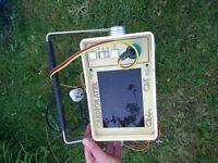 Vintage Antique Cardiorater Cardiac CR5 Machine Heart Monitor Rare!