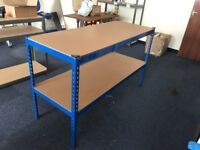 Workbench - Blue