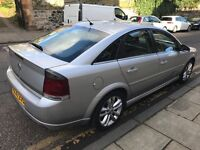 2007 VAUXHALL VECTRA SRI 1.8L -5 DOOR HATCHBACK MANUAL PETROL OCTOBER MOT 17