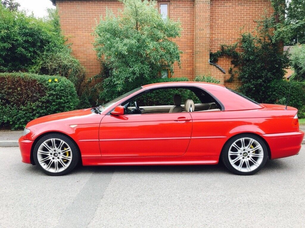 Bmw E46 Hardtop In Imola Red For 3 Series 320 325 330 M3 In Northampton Northamptonshire Gumtree