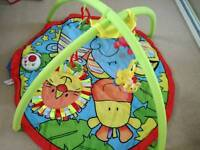 Baby play mat mothercare
