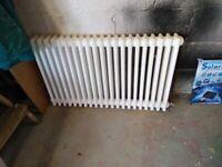 Victorian style 3 column x 21 bar radiator 600x 1000