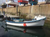 5 metre boat