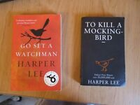 Harper Lee - To Kill A Mockingbird, Go Set A Watchman (Paperback)