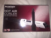 NEW - SILVERCREST Hot Air Hair Curler