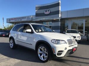 2011 BMW X5 35D Diesel Sport Package Only 122,000Km