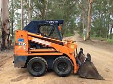 Toyota SDK5 Skid Steer Gympie Gympie Area Preview