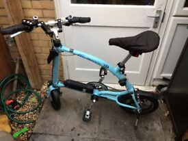 electric bicycle. Brand new , only used for testing. £ 260 Ono . See specifications below