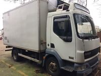 Daf 45.150 2003 excellent truck spares or repairs been stood for 1 year daf lf45.150