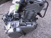 Honda CBF500 2004 Engine