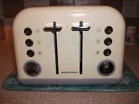 4 slice morphy richards toaster vgc