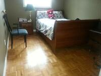 All included-Furnished Room in Clean House!