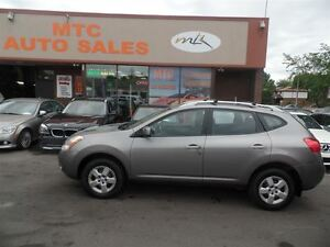 2008 Nissan Rogue S, AWD, SUPER CLEAN