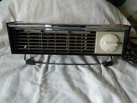 GEC Tropicana 1KW Fan Heater c1964