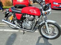 Royal Enfield 535 continental GT in excellent condition