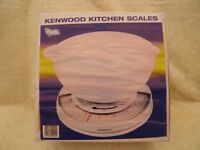kenwood kitchen scales