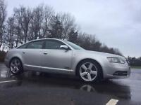 07 AUDI A6 2.7 TDI S LINE AUTO 7 SPEED*TOTALLY PRISTINE CONDITION!MINT!merc,bmw,passat,vectra,lexus