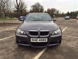 BMW 3 Series MSport £3995 ono (12 months MOT) not Mercedes, Audi, Honda.
