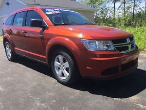 2013 Dodge Journey SE Plus ONE LOCAL OWNER 4 NEW TIRES 