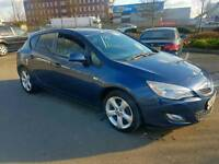 CHEAP VAUXHALL ASTRA EXCLUSIV 2010 1.6 FOR QUICK SALE