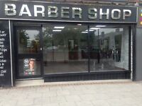 Experience part time Barber wanted dh4 4qt