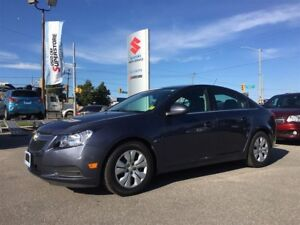 2014 Chevrolet Cruze ~Turbo ~Comfortable ~Top Five-Star Safety R