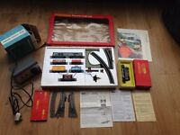 Hornby R539 Freightmaster electric train set