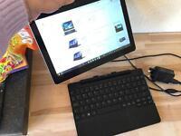 "Lenovo Miix 300-10IBY, 10.1"" screen, 32GB Flash, 2GB RAM, Win 10-tablet & laptop in one"