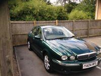 04 plate jaguar 2.0d x type low mileage