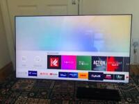 Samsung QE55Q7F 55 inch 4K Ultra HD Premium HDR 1500 Smart QLED TV TV Plus