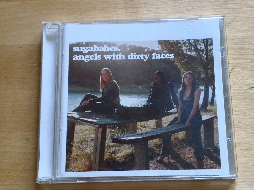 Sugababes cd. Angels with dirty faces. 50p