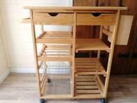 Kitchen / BBQ trolley