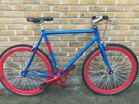 Custom No Logo Single Speed Fixie Bike Vintage style bicycle