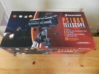 ASTRONOMICAL TELESCOPE OR TERRAIN