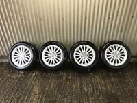 "Genuine 16"" Audi A3 SE Technik Alloy Wheels #2 - 5x112 - Will fit VW, Skoda, Seat, A4, A5"